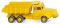 Wiking 086635 Muldenkipper (Krupp Titan) - verkehrsgelb