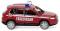 Wiking 092004 Feuerwehr - VW Tiguan
