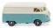 Wiking 093201 VW T1 box van pastel turquoise / cremewhite
