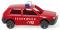 Wiking 093405 Feuerwehr - VW Golf III